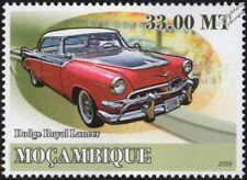 1955 DODGE ROYAL LANCER Car Mint Automobile Stamp