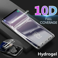 For OnePlus 7 Pro 10D Hydrogel Soft Full Cover Screen Protector Film Guard UK