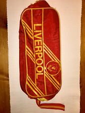 Vintage 1980s Children's Liverpool FC Boot Bag - Rare and in Good Condition