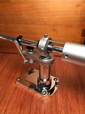 SME Base for Ortofon tonearm Adapter (Varnish Silver)