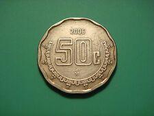 Mexico 50 Centavos, 2006