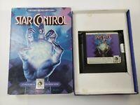Star Control SEGA Genesis with Game Box - No Manuals