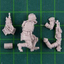 DEATH Cuerpo of krieg Engineers B Astra Militarum FORGE WORLD 40k 11077