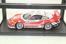 AUTOart 1:18 80784 Porsche 911 (997) GT3 Cup 2007 Penthouse OVP (JS5336)