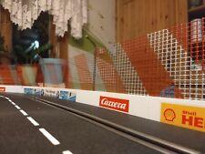 Carrera Bahn Fangzaun  132 124 Analog,Digital,Scalextric Ninco