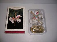 1993 Hallmark Keepsake Ornament Tobin Fraley Carousel Collector's Series NEW