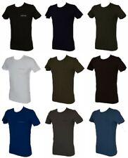 Camiseta de manga corta con cuello redondo para hombre TRUSSARDI JEANS Artículo