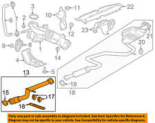 Chevrolet GM OEM 16-18 Malibu 1.8L-L4 Exhaust System-Front Pipe 84129716