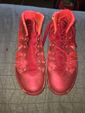 Nike Mens Hyperdunk 2013 Basketball Shoes Red/Silver 584433-600 Size 11 NWOB