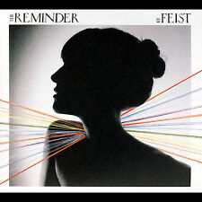The Reminder [Digipak] by Feist (CD, May-2007) Free Shipping!