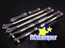 HARD-STEEL TIE-ROD TURNBUCKLE 6PR TRAXXAS E-MAXX 3903 3905 3908 T-MAXX 4907 4908