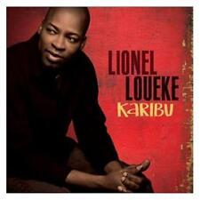 Lionel Loueke Karibu CD NEW 2008 Blue Note Jazz Herbie Hancock/Wayne Shorter
