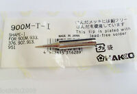 1pc 900M-T-I Replace Soldering Solder Leader-Free Solder Iron Tip For Hakko 936