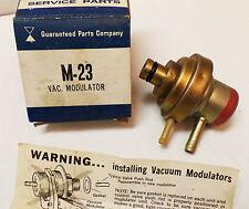 GP M-23 Transmission Vacuum Modulator BWD VM122  Fits Ford Cars 73-80