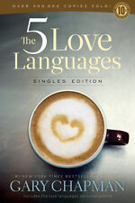 The 5 Love Languages Singles Edition Paperback - Brand New by Gary Chapman