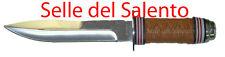 ESCURSIONI CACCIA PESCA CAMPEGGIO mod USA P0257-1 COLTELLO SOFTAIR SOPRAVVIVENZA