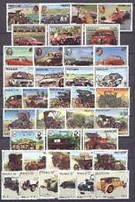 Automobile, Cars, Oldtimer - Paraguay - LOT ** MNH