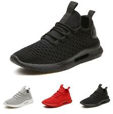 Men Fashion Sneakers Shoes Trainer Sports Mesh Breathable Jogging Casual be015
