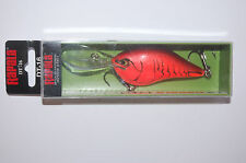 "3 lures rapala dt-16 dt16 dmn demon bass crankbaits 2 3/4"" 3/4oz deep diving"