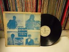 QUEEN - The Game KOREA LP Diff Members Blue Cvr