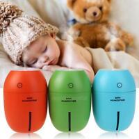 Lemon LED Air Humidifier Diffuser Essential Oil Ultrasonic Aroma Mist Purifier