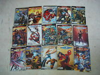 MARVEL ICONS n° 51 à 65- Lot de 15 COMICS