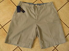 "Polo Ralph Lauren Relaxed Fit 10"" Shorts Mens Sz 38 Soft Grey NWT MSRP $75"