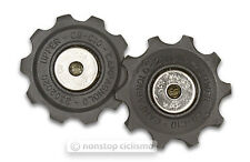 Campagnolo RECORD 9 Speed Rear Derailleur Pulley Set : 8.8 mm RD-RE600