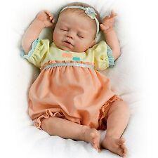 ASHTON DRAKE So Truly Real BABY OF MINE Lifelike Baby Girl Doll NEW