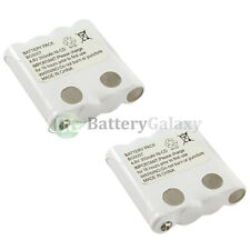 2 Two-Way 2-Way Radio Battery for Dantona COM-BP38 Empire FRS-008-NH ARAD0039