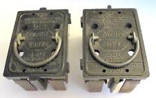 Main & Range Fuse Block Pulls - Unbranded