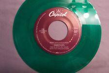 Beatles John Lennon Vinyl 45 HAPPY XMAS THE WAR IS OVER Green Vinyl Unplayed