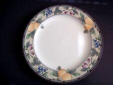 """Mikasa Intaglio Garden Harvest round platter chop plate 12.75"""""""