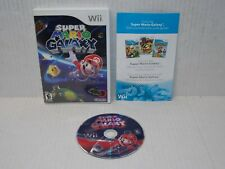 Super Mario Galaxy Nintendo Wii 2011 Video Game Disc Case