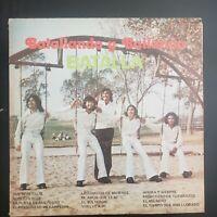 """Batalla """"Batallando y Bailando"""" Vinyl Record LP"""
