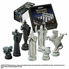 Official Harry Potter Wizard's Chess Set Final Challenge Game Film Gift Wizard