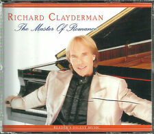 Richard Clayderman: The Master Of Romance (Reader's Digest)[NEW]         5CD Box