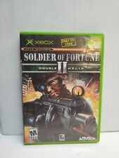 Soldier of Fortune II: Double Helix (Microsoft Xbox, 2003) CIB Fast Ship
