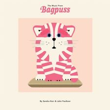 Sandra Kerr and John Faulkner - The Music From Bagpuss CD Earth Recordings