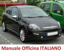 Fiat PUNTO EVO  (2009/2012) Manuale Officina Riparazione ITALIANO