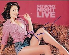 TINA FEY signed autographed SATURDAY NIGHT LIVE photo