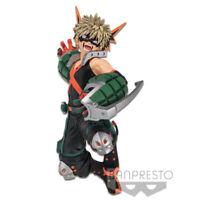 Banpresto My Hero Academia Anime Amazing Heroes Figure Katsuki Bakugou BP39122