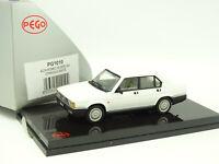 Pego 1/43 - Alfa Romeo 90 Blanche