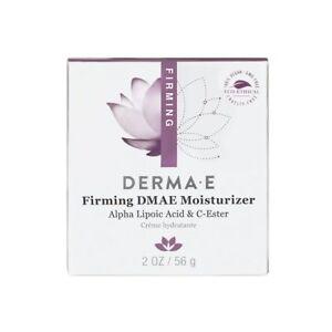 Derma E Firming DMAE Moisturizer With Alpha Lipoic And C-Ester - 2 Oz