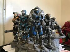 "Halo Reach Legendary Edition ""Noble Team"" Statue/Figures"