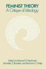 Feminist Theory : A Critique of Ideology