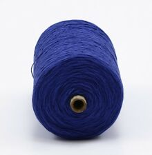 LOVELY SOFT 2 PLY COTTON YARN -  200g PACK - YS01- 006 - NAVY