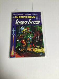 Incredible Science Fiction #9 1995- Russ Cochran  EC REPRINT COMIC Nm Near Mint