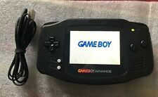 Nintendo Gameboy Advance Rechargeable battery Mod backlit AGS 101