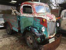 1940 Ford COE V8 Wrecker winch breakdown Very Rare truck solid Barnfind hotrod